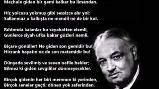 Yahya Kemal Kendi Sesinden - Sessiz Gemi