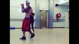 Justin Bieber dancing Confident 💕