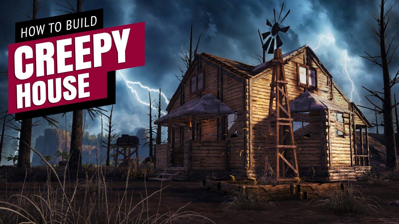 Aaron Longstaff - Ark: How To Build A Creepy House