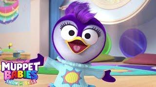 Summer's Show and Tell   Muppet Babies   Disney Junior