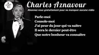 Charles Aznavour - Ay_ Mourir pour toi_ - Paroles TATTOUMM