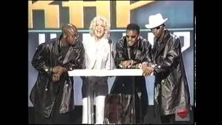 Coolio | Favorite Hip Hop Artist | American Music Awards | 1996
