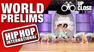 (UC) J.B. Star Junior - Japan (Junior Division) @ HHI's 2015 World Prelims
