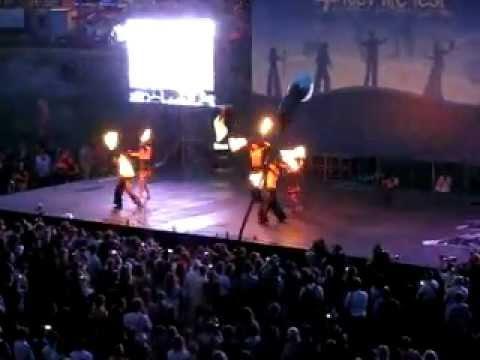 """Kiev Fire Fest 2011 – Finland, """"UNIFLOW"""" group – 2"""