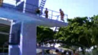 Bomba na corrida dos 5 metros AFE Araraquara SP Nelson