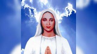 Mensagem de Nossa Senhora de Anguera, 17/11/2015, em Caiapônia-GO-Brasil