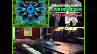TRANSATLANTIC - Into The Blue (Mario Guillermo Cover)