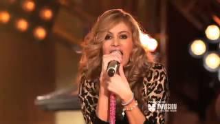 Paulina Rubio - Causa y Efecto - En vivo