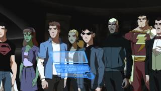 Young Justice - Come with me Now