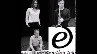 e-motion trio - If ain't got you (Alicia Keys cover)