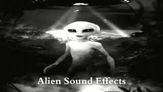 Alien Sound Effects