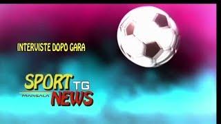 INTERVISTE DOPO GARA MARSALA  CASTELDACCIA 3 0