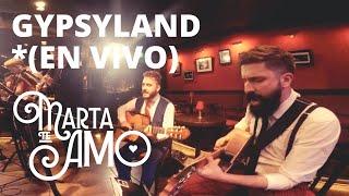 Marta Te Amo - Gypsyland - Tierra de gitanos (En Vivo)