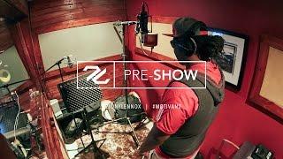 Zion y Lennox : Estudio PreShow