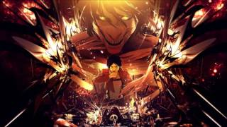 Nightcore - Eren's Epic Titan transformation (OST) [Shingeki No Kyojin]