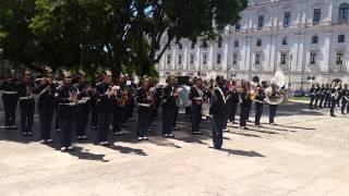 Hino Nacional @Assembleia da República - GNR | Portugal's National Anthem @Parliament
