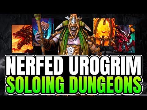 Urogrim still Viable after all? Raid Shadow Legends