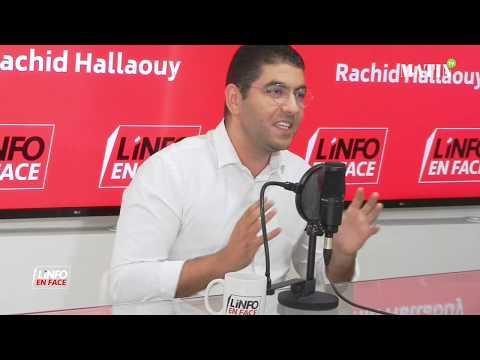 Video : L'Info en Face avec Mehdi Bensaid
