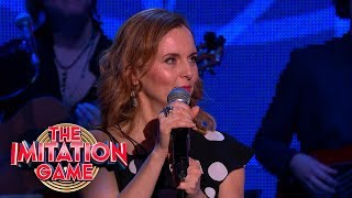 Theresa May Sings Fancy By Iggy Azalea | The Imitation Game