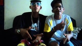 Rap do K1 e K2