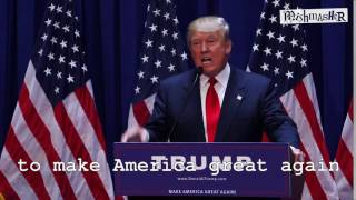 Donald Trump: to make America great again we need a snake oil salesman in the Whi... - Mishmasher