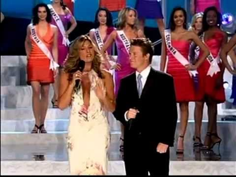 Miss Universe 2004 Opening & Parade of Nations featuring Miss Turks and Caicos 2003; Shamara Ariza