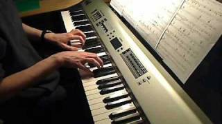 """Happy Working Song (from DISNEY's """"Enchanted"""") (Piano Cover; comp. by Alan Menken)"""