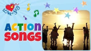 Touch the Stars | Kids Action Song | Hearty Fun | Children Love to Sing Fitness Song