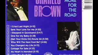 Charles Brown - My heart is mended