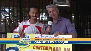 Maurício Veloso 3º Prêmio 25 12 2016 Girassol - GO