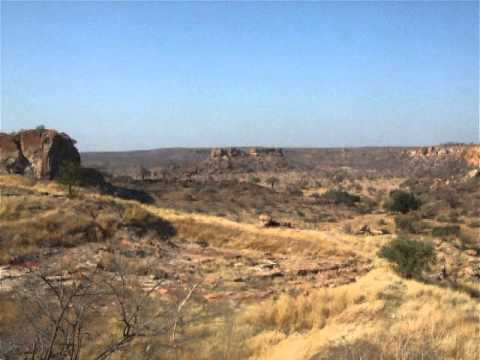 at Mapungubwe National Park and World Heritage Site