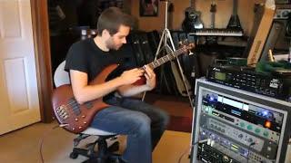 Jeff Loomis Recording - Shane Lentz