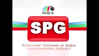 MTRCB SPG Tagalog Version