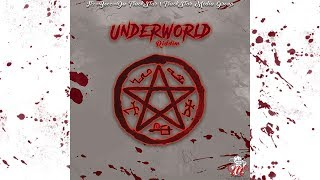 Underworld Riddim | Dancehall Riddim | Dancehall Instrumental 2018 | Versi ✘  Shane E ✘  Teejay