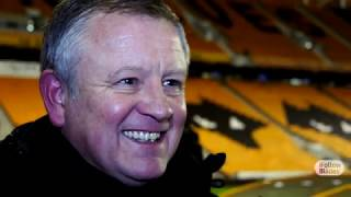 Chris Wilder's Wolves reaction