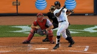 Soriano goes on a four-game tear, driving in 18