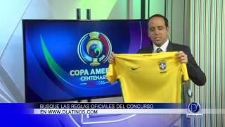 Segmento de Deportes Jueves 26 de Mayo / Promo Copa America Centenario