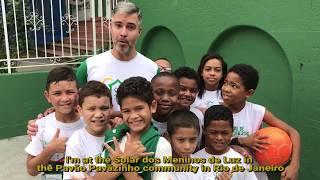 Campanha Solar Meninos de Luz  - clique e ajude!
