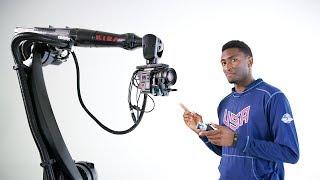 Dope Tech: Camera Robots!