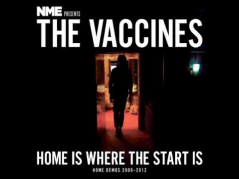 The Vaccines - Delicate (Home is Where the Start Is EP) Chords ...