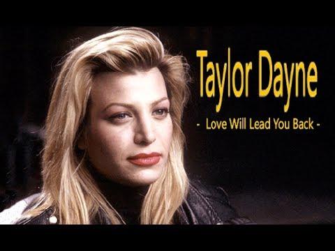 Love Will Lead You Back En Español de Taylor Dayne Letra y Video