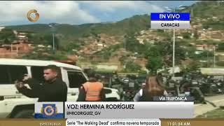 En Video: Cuerpos de seguridad mantienen cercado a Óscar Pérez en El Junquito