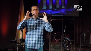 A Message from Andres Bissoni about the Great Commission, GOD TV and Israel