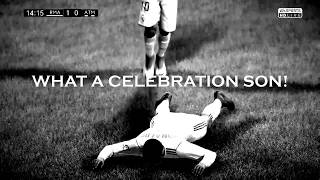 Ronaldo Stupid and Funny Celebration!