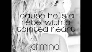 Criminal - Britney Spears - Lyrics