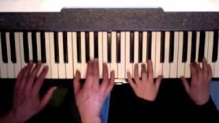 The lion sleeps tonight - very easy piano 4-hands