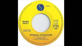 Physical Attraction 7' Version   Madonna (Sexy Version)