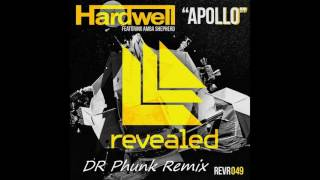 Hardwell feat. Amba Shepherd - Apollo (Dr. Phunk Remix) Super Quality !