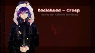 『Nightcore』↭ Creep 【Lyrics】(Cover)