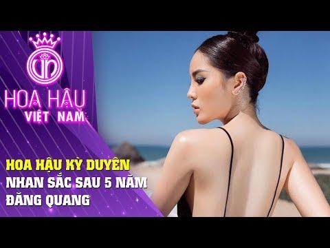 Hoa hậu Việt Nam | Tiểu sử Hoa Hậu Kỳ Duyên Nhan Sắc Vạn Người Mê sau 5 năm đăng quang